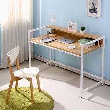 computer table design for office. simple desktop computer desk home office wood study tables minimalist modern notebook combination table design for