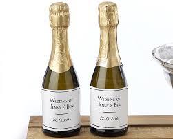 wedding bottle label personalized mini wine bottle labels my wedding favors