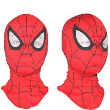 Super Cool <b>Spiderman Mask</b> Cosplay <b>Hood Masks</b> Full Head ...