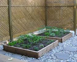 building raised beds square foot