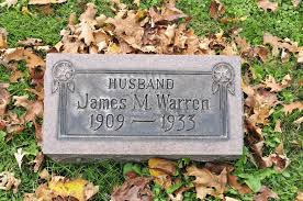 James Monroe Warren (1909-1933) - Find A Grave Memorial