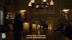 gotham 13 penguin real talk