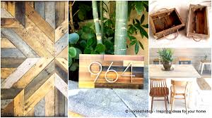 Diy Wood Projects 19 Smart And Beautiful Diy Reclaimed Wood Projects To Feed Your