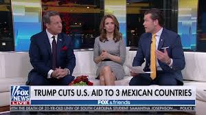Fox Friends Apologizes For Three Mexican Countries Graphic The