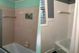 rustoleum bathtub refinishing kit before and after tile rust bathroom remodel rustoleum bathtub refinishing kit colors