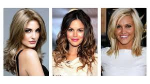 Damen Frisuren 2016 Schulterlang
