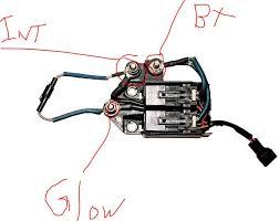 03 duramax glow plug wiring diagram wire center \u2022  at Glow Plug Controller Wiring Diagram 2009 Gmc C6500