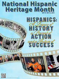 defense gov special report hispanic heritage month hispanic heritage month poster