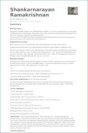Resume For Restaurant Elegant Restaurant Owner Resume Sample