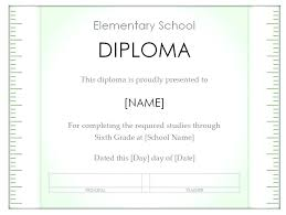 High School Diploma Certificate Fancy Design Templates Clean Gray Diploma Certificate Design Template Bettylin Co