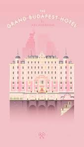 best the grand budapest hotel illustration images  the grand budapest hotel art print