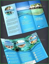 The Odyssey Travel Brochure Project Example Elegant Travel Brochures