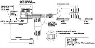 wiring diagram flat rocker switch (saf s, saf ns, sf s series Trim Tab Switch Wiring Diagram saf s ti 8 install lenco trim tab switch wiring diagram