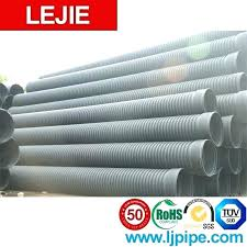 2 inch drainage tile 4 corrugated drain pipe double wall fittings