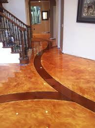 Poured Concrete Kitchen Floor Home Epoxy Floors Polished Concrete Self Leveling Concrete
