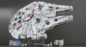 lego star wars ucs 75192 millennium
