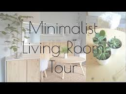MINIMALIST LIVING ROOM TOUR RENOVATION REVEAL YouTube Impressive Kitchen Remodel Financing Minimalist