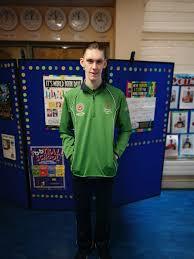 Jack McFadden Olympic Athlete!