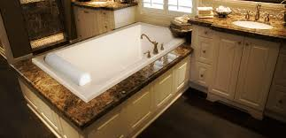 image of custom solid surface vanity tops ideas