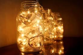 lighting in a jar. CHRISTMAS LIGHTS IN A JAR! Lighting In Jar O