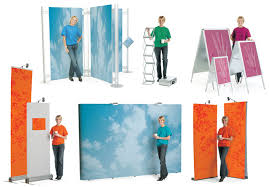 Portable Display Stands For Exhibitions Gorgeous Portable Display Stands For Exhibitions Exhibition Banner Stands Pop