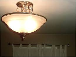 small ceiling lights flush mount light brushed nickel fixtures crystal retro lamp shade