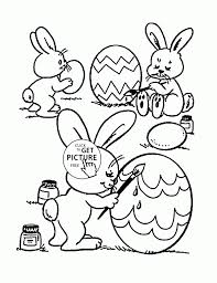 Coloring Page 57 Astonishing Printable Easter Coloring Pages