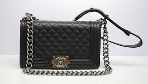 Chanel Pre-Fall 2013 Bag Collection | Spotted Fashion & Chanel Black Boy Chanel Quilted Medium Bag Adamdwight.com