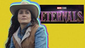 Here's what you should know about the eternals and the characters each actor will play. Eternals Cast Features Salma Hayek
