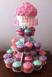 11 21st Birthday Cupcakes For Girls Photo Girls Birthday Cake
