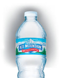 Best Bottled Water For Vending Machine Mesmerizing Bottled Water Ice Mountain Brand 48% Natural Spring Water