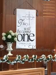305 best church banners images on pinterest church banners Wedding Banner Custom items similar to wedding banner church banner christian banner religious banner genesis christian wedding decor custom wedding banner on etsy custom wedding banner