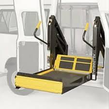 commercial wheelchair lift. Braun Millennium 2 Commercial Wheelchair Lift