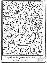 Kleuren Op Nummer Kleurplaten Wdr93 Agneswamu
