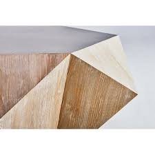 raymundo solid wood pedestal coffee