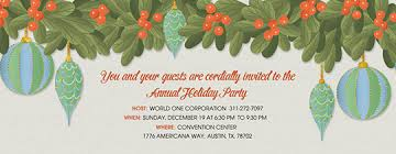 Free Office Holiday Party Online Invitations Evite Com