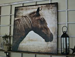 >displaying gallery of horses canvas wall art view 11 of 15 photos  wall arts horse metal wall art uk horse head metal wall art cool pertaining to