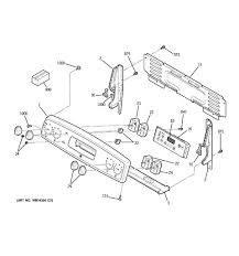 model search jb640sr1ss replacement parts by section assembly diagram