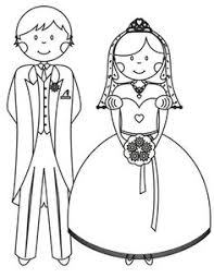 Small Picture 17 Wedding Coloring Pages for Kids Who Love to Dream About Their