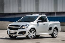 Chevrolet Reportedly Planning New Mini Pickup Truck to Rival ...