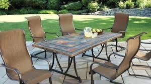 costco patio table brilliant outdoor furniture round patio table