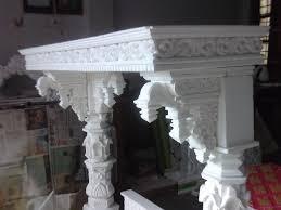 Thermocol Pillar Design Thermocol Makhar On Behance