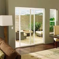 sliding patio door fiberglass double glazed integrity
