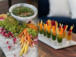 Presentation Foods Vignette Styled Food Presentation Barr Mansion