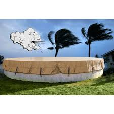 above ground pool winter covers. Hurricane 24\u0027 Round Above Ground Pool Winter Cover Above Ground Pool Winter Covers L