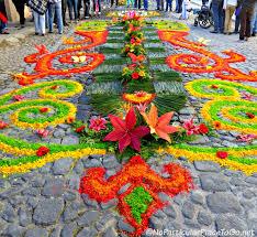 Lent And Semana Santa In Antigua Guatemala Alfombras Christ