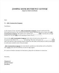 6 Bank Reference Letters Samples Format Examples Extraordinary Customer Reference Letter Puebladigitalnet