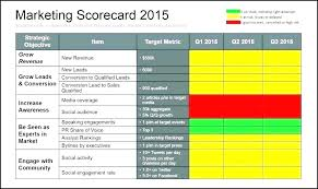 Weekly Marketing Report Template Marketing Report Template