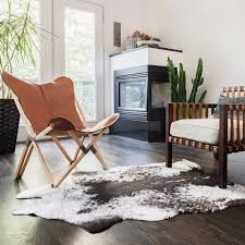 faux animal rugs area rug ideas within prepare 6