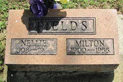 Milton Francis Fields (1900-1955) - Find A Grave Memorial